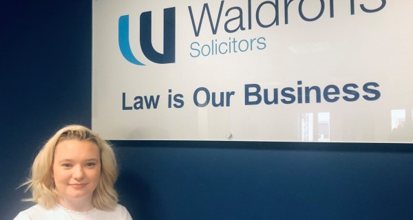 What's it like being an Apprentice at Waldrons Solicitors?